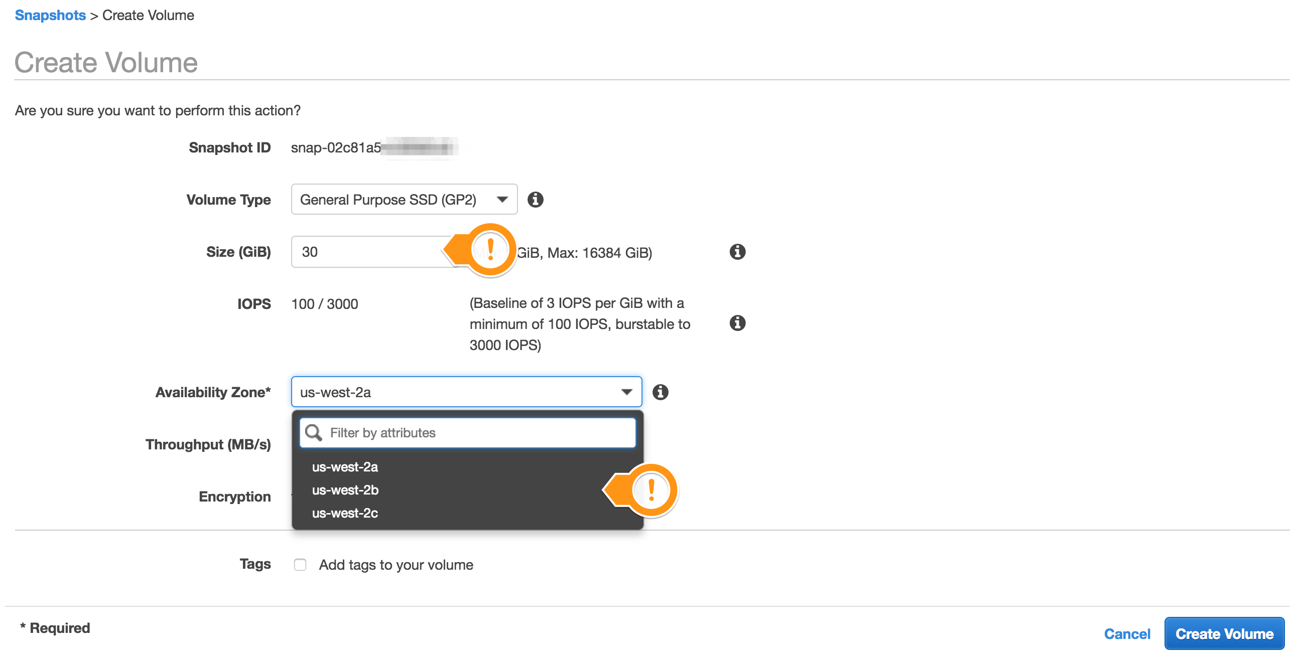 Cassandra Backup and Restore - Backup in AWS using EBS Volumes